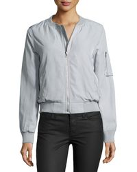 On The Road - Leslie Bomber Jacket - Lyst