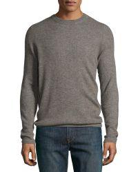 Patrick Assaraf - Crewneck Cashmere Sweater - Lyst