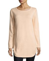 Elliatt - Territory Knit Sweater Tunic - Lyst