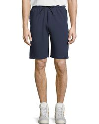 Threads For Thought - Men's Boomer Drawstring Fleece Shorts - Lyst