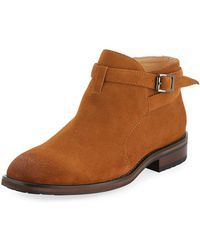 English Laundry Formby Suede Ankle Boot