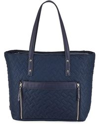 Cole Haan - Quilted Nylon Tote Bag - Lyst