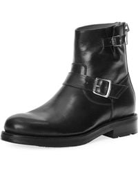 Frye - Brayden Leather Engineer Boot - Lyst