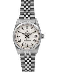 Rolex - Pre-owned 31mm Datejust Jubilee Automatic Bracelet Watch - Lyst