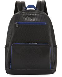 Robert Graham - Keller Hill Perforated Skull Faux Backpack - Lyst