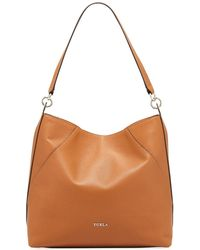 Furla - Johanna Medium Hobo Bag - Lyst