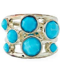 Ippolita - Rock Candy Constellation Ring In Turquoise - Lyst