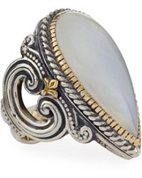Konstantino | Erato Teardrop Labradorite Doublet Ring | Lyst