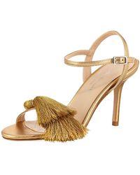 Charles David - Sassy Dress Sandal With Tassel - Lyst