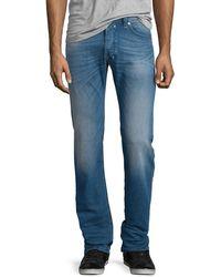 DIESEL | Safado 0850w Denim Jeans | Lyst