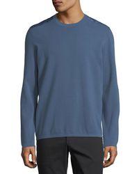 Theory - Fine Bilen Mx Long-sleeve T-shirt - Lyst