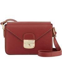 Longchamp - Le Pliage Heritage Small Crossbody Bag - Lyst