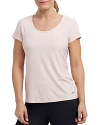 Marika Tek - Crossover Strappy Back Performance Tee - Lyst