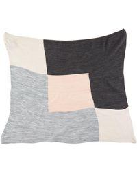 Vince Camuto - Bauhaus Colorblock Knit Bandana - Lyst