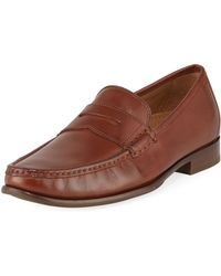 4c4e2f4d5d2 Lyst - Cole Haan Men s Henry Grand Bit Loafers in Brown for Men