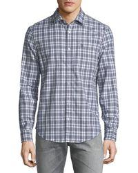 Original Penguin - Jasper Plaid Work Shirt - Lyst