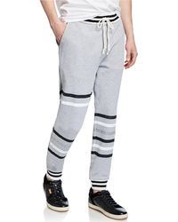 8ebc3940d8ff76 adidas Eric Emanuel Tearaway Pants in White for Men - Lyst