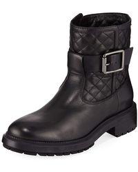 Aquatalia - Launa Waterproof Leather Boot - Lyst