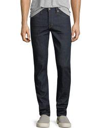 Tom Ford - Dark-wash Slim-leg Jeans - Lyst