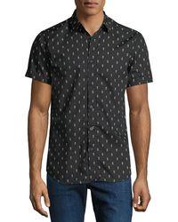 Sovereign Code - Men's Prank Pineapple Short-sleeve Sport Shirt - Lyst