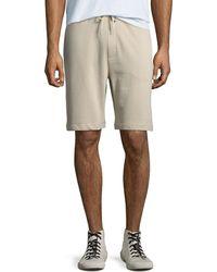 Wesc - Men's Marty Sweat Shorts W/ Drawstring - Lyst