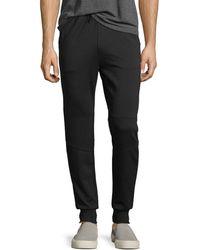 ELEVEN PARIS - Fleece Zip-pocket Jogger Pants - Lyst