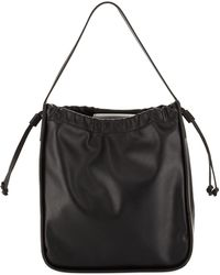 French Connection - Dane Faux-leather Hobo Bag - Lyst