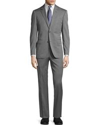Neiman Marcus | Two-button Modern-fit Suit | Lyst
