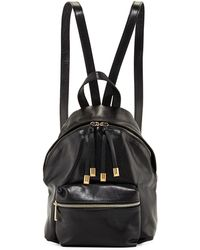 Neiman Marcus | Amalfi Mini Leather Backpack | Lyst