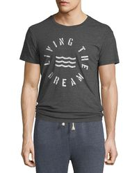 Sol Angeles - Men's Living The Dream Printed Tee - Lyst