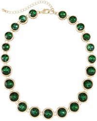 Lydell NYC - Single-strand Stone Necklace - Lyst