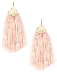 Panacea - Ultra Fringe Dangle Earrings - Lyst