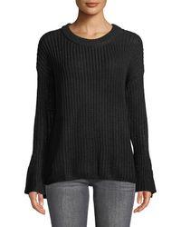 Tularosa - Summit Bell-sleeve Sweater - Lyst