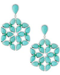 Elizabeth Showers - Kaleidoscope Earrings - Lyst