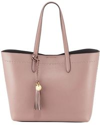 Cole Haan - Payson Stitched Leather Tote Bag - Lyst