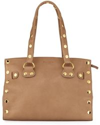 Hammitt | Brentwood Studded Shoulder Bag | Lyst