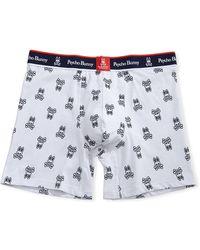 Psycho Bunny - Fashion Knit Boxer Briefs - Lyst