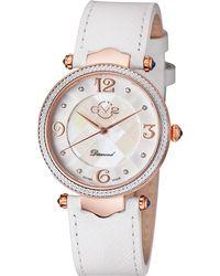 Gv2 - Women's Sassari White Watch - Lyst