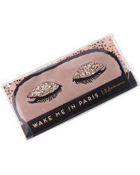 Neiman Marcus - Wake Me In Paris Eye Mask - Lyst