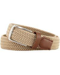 Nike - Woven Braided Belt - Lyst
