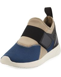 Wesc - Men's Stretch-sock Platform Sneakers - Lyst