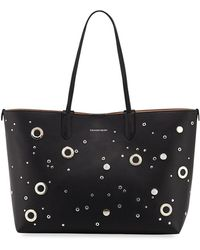 Alexander McQueen - Grommet Medium Shopper Tote Bag - Lyst