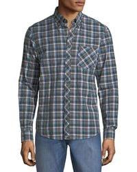 Ben Sherman - Multi-gingham Sport Shirt - Lyst