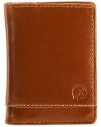 Robert Graham - Men's Aberdeen Leather Card Case - Lyst