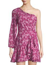 La Maison Talulah - Aurora Mini Dress - Lyst