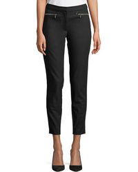 Karl Lagerfeld | Double-zip Pocket Pants | Lyst