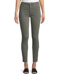 Joe's Jeans - Skinny Ankle Colored Jeans - Lyst