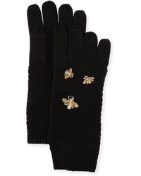 BCBGMAXAZRIA The Bee's Knees Knit Gloves
