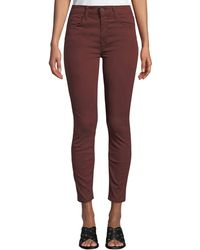7 For All Mankind - Riche Touch Skinny Ankle Jeans - Lyst