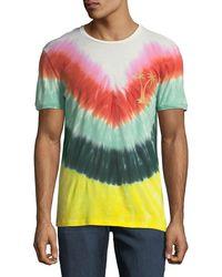 Antony Morato - Men's Tie-dye Crewneck T-shirt - Lyst